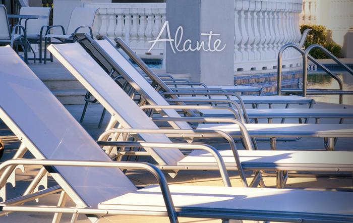 Alante Pool Furniture