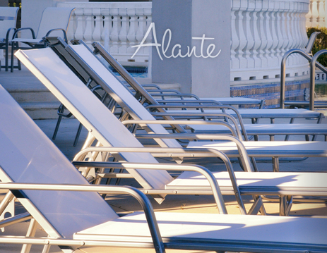 Alante Pool Furniture
