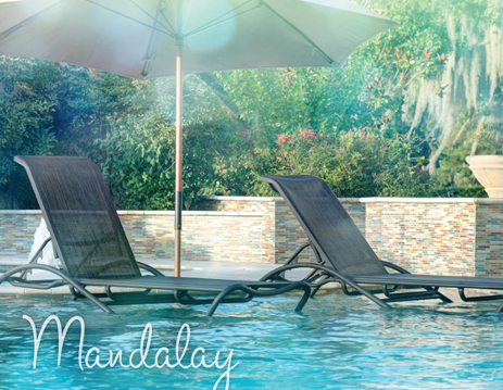 Mandalay Pool Furniture