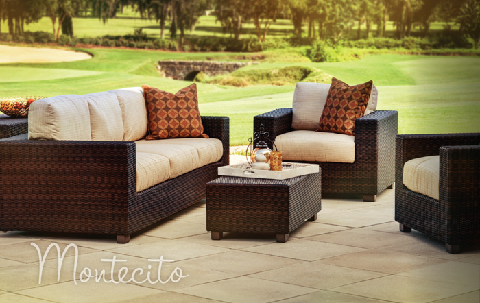 Montecito All Weather Wicker Furniture Collection