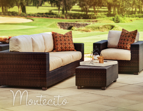 Montecito Wicker Furniture