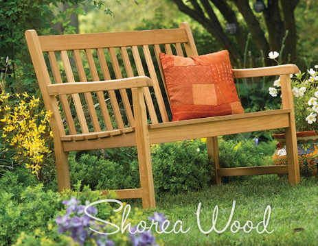 Shorea Wood Pool Furniture