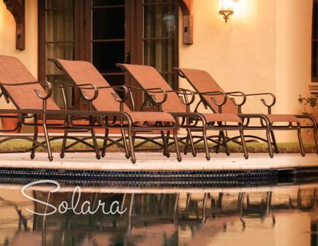 Solara Pool Furniture