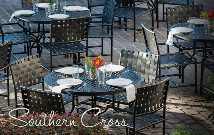 Southern Cross Pool Furniture Collection