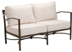 Model 31308CUW Aria Deep Seating Love Seat