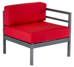 Model 51609RCUW Luxe Deep Seating End Unit - Right Arm Facing
