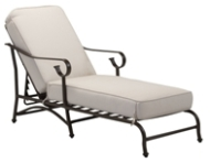 Model 61202CUW Solara Deep Seating Chaise Lounge